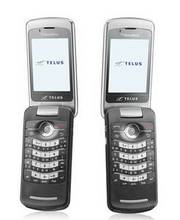 TELUS Blackberry Pearl Flip 8230 black- NO CONTRACT