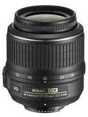 Nikkor AF-S DX 18-55mm VR