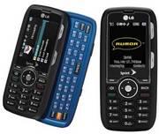 LG Rumour phone (Bell)