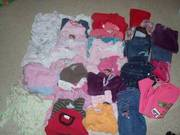 A lot of Girl's Size 4 Clothes (used) ALL For $50