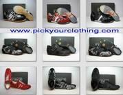 Air Max Shox Nike Coach shoes