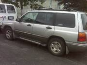 2000 subaru forester no reasonable offer refused