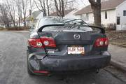 $6000 2004 Mazda Mazda6 Sedan (with little damage)
