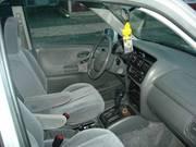 2002 Suzuki XL7 4WD SUV,  Silver